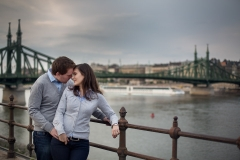 Engagement Shoot by the Riverbank