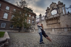 Engagement Session Buda Castle