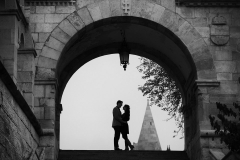 Engagement Session Budapest Fisherman's Bastion