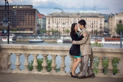 Couple Photography in Budapest, Hungary