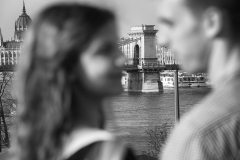 Engagement Session by the Danube
