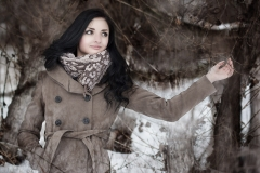 Winter Fairytale Fashion Image