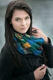 Colorful Portrait Image