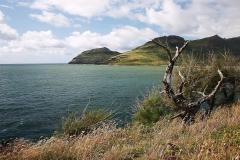 Landschaftsbild von Nawiliwili, Hawaii