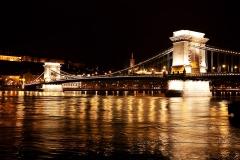 A Lánchíd Éjszaka, Budapest
