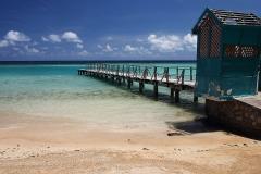 Strand in Ocho Rios, Jamaica