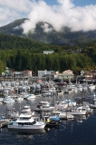 Hafen in Ketchikan, Alaska