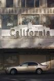 Strasse und Auto in San Diego