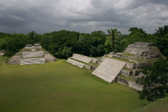 Altun Ha Piramisok Belize
