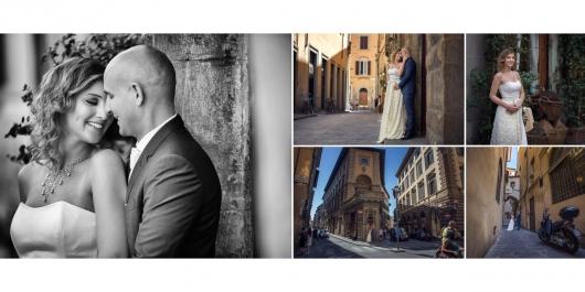 Olasz Esküvői Fotókönyv