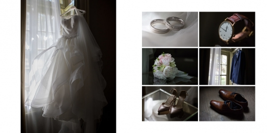 Hochzeit Albumgestaltung