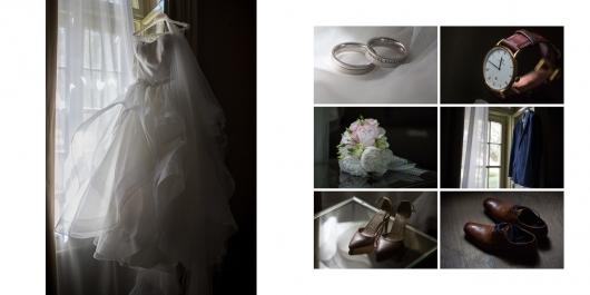 Custom Designed Wedding Album from Hungary