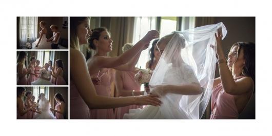 Italienische Hochzeitsalben