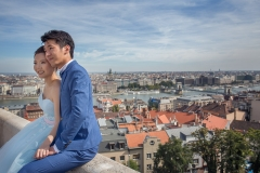 Budapest Pre-wedding Photography for Chinese, Hong Kong Couple