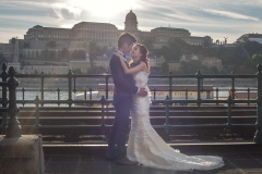 Buda Castle Pre-wedding Photo