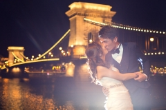 Budapest Night Pre-wedding Photography
