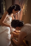 Bridal Wedding Preparation Photography