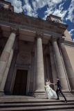 Wedding Photography Greece Temple