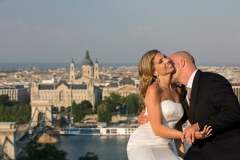 Wedding Photography Price in Budapest, Hungary