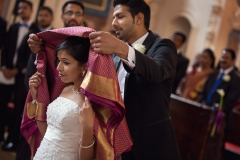 Indian Church Ceremony in Austria