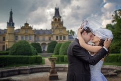 Wedding Photography at a Hungarian Castle