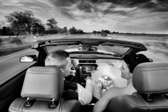 Sports Car Wedding Photography Hungary