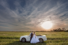 Ford Mustang Coupe Wedding Photography