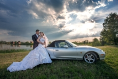 Creative Wedding Photography in Hungary