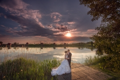Wedding Photography at the Lake