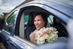 Gyönyörű Menyasszonyi Virágcsokor