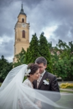 Bride and Groom Portrait, Hungary