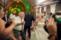 The Bride and Father Dance