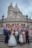 Wedding Group Photo Budapest
