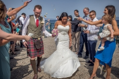 Hochzeitsfotografie in Griechenland