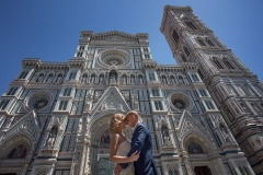 Florence Cathedral Wedding Photography