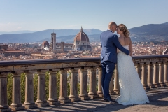 Hochzeitsfotografie in Florenz