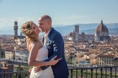 Esküvői Fotózás Firenzében