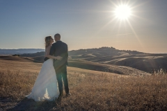 Pre-Wedding Photography in Tuscany, Italy