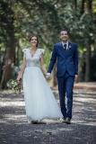 Hochzeitsfotografie in der Wald
