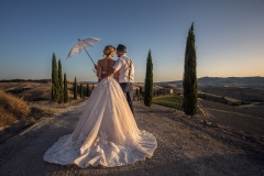 Getting Married in Tuscany, Italy