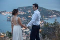 Hochzeitsfotgrafie am Mittelmeer, Cap Ferrat