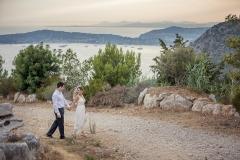 Esküvő a Francia Riviérán