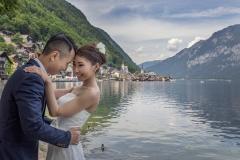 Hochzeitsfotografie in Hallstatt