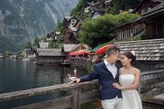 Hochzeitsfotografie in die Alpen