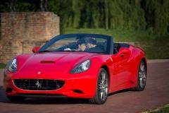 Esküvői Fotózás Ferrarival