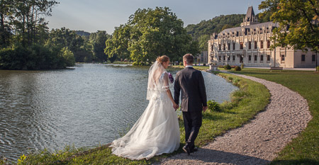 Wedding photography in Austria