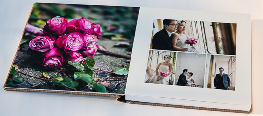 Fine Art Wedding Albums in Huge Selection