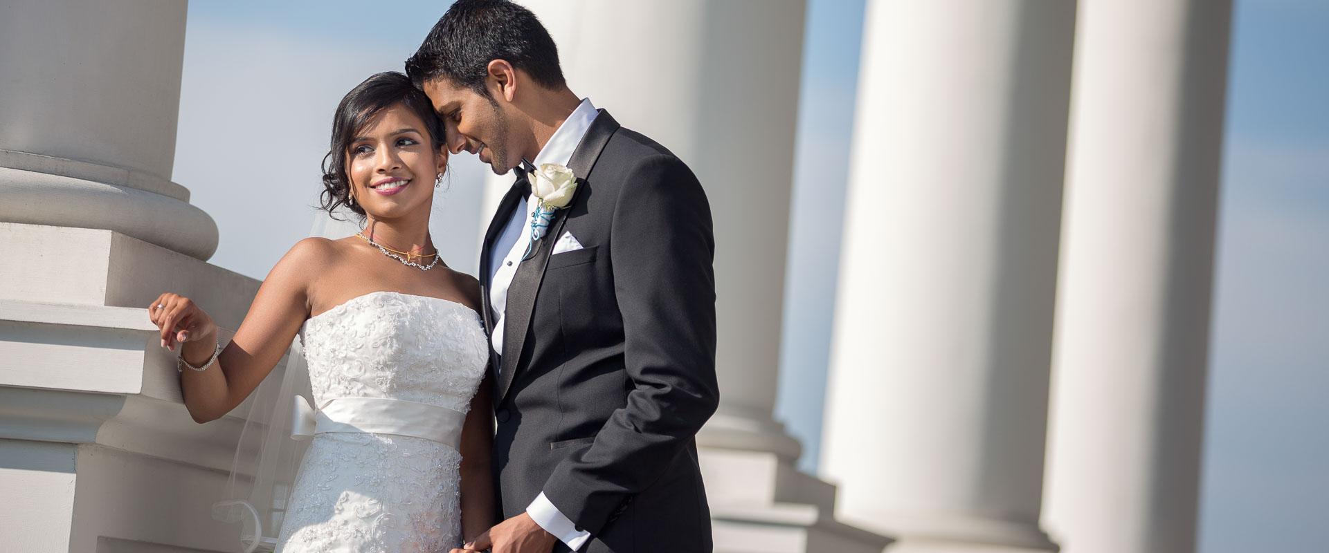 Internationale Hochzeitsfotografie Budapest, Wien
